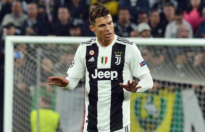Cristiano Ronaldo (Foto: EFE)