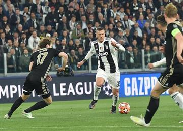 El mensaje de Bernardeschi en los vestuarios tras eliminación de Juventus