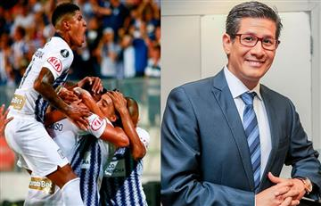 Erick Osores afirma que venta de Alianza Lima es inminente