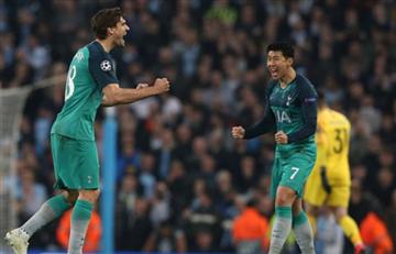 Son y sus palabras tras clasificación del Tottenham