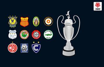 FPF anunció fecha para sorteo de la Liga 2
