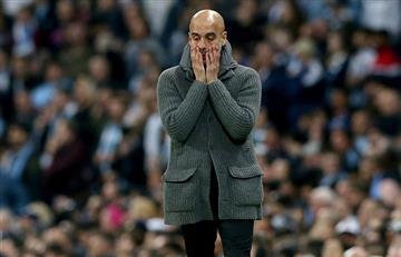 Pep Guardiola habló tras eliminación del Manchester City