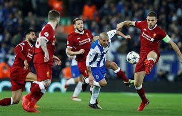 ¿Qué canal transmitirá el Porto vs Liverpool?