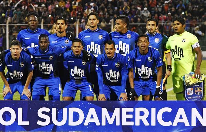 Zulia hace historia en la Copa Sudamericana (Foto: twitter)