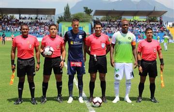Pirata FC y Alianza Lima empataron 2-2 en Olmos