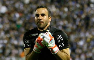 José Carvallo se perderá el duelo ante Sporting Cristal