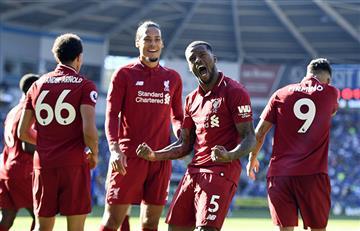 Liverpool derrotó al Cardiff y volvió a la cima de la Premier League
