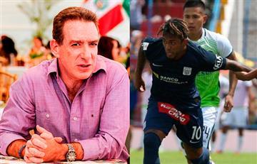 Fleischman y su duro comentario a la defensa de Alianza Lima