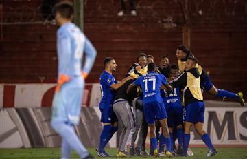 Huracán no pudo ante Emelec por Libertadores