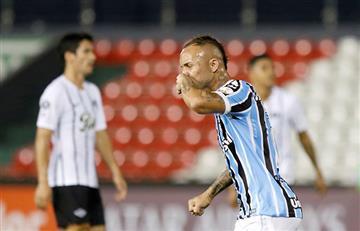Libertad fue sorprendido por Gremio en Copa