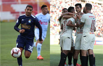 Cristal vs Universitario: Ambas hinchadas presentes