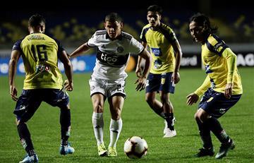 Con gol de Ballón, U. de Concepción empató en Copa