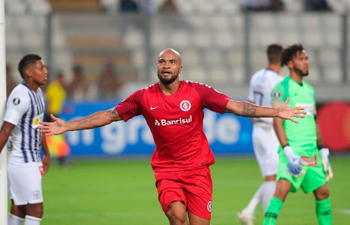 Alianza Lima 0-1 Internacional de Porto Alegre. Foto: EFE