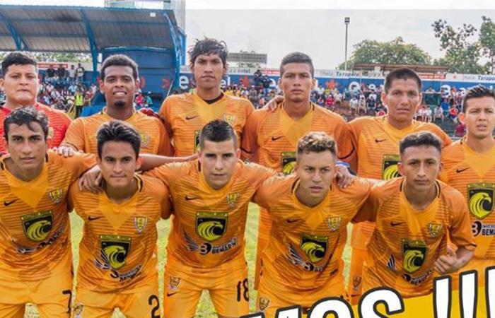 Copa Perú: Deportivo Cali le dio alcance a Unión Tarapoto