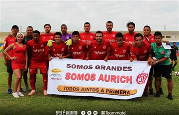 Juan Aurich: fixture completo en la Liga 2