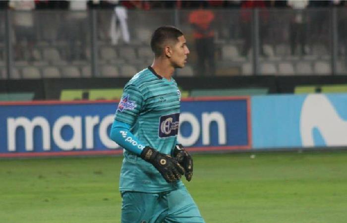Ángel Zamudio. (Foto: Perfil de Facebook del jugador)