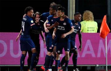 Renato Tapia: Willem II vs PSV EN VIVO por Eredivisie