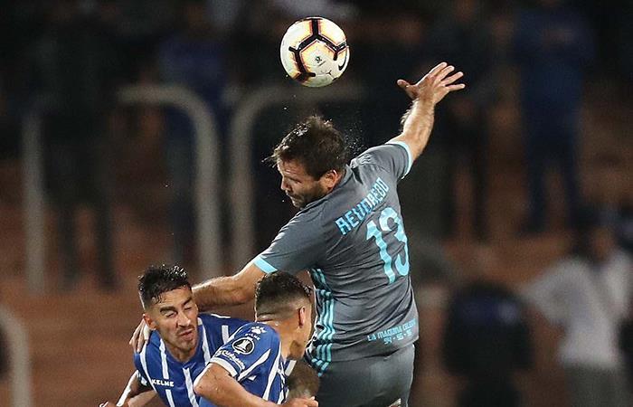 Sporting Cristal cayó por 2-0 ante Godoy Cruz (Foto: EFE)