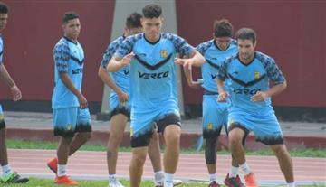 Yuriel Celi debutaría en la Liga 1 ante UTC