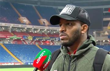Farfán habló de su doblete ante Rostov en la Liga Rusa