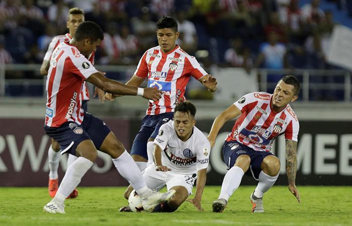 Junior vs San Lorenzo EN VIVO ONLINE por la Copa Libertadores