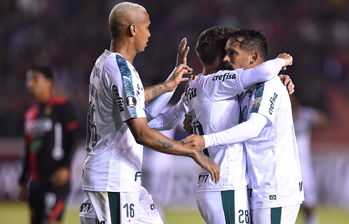 Melgar vs Palmeiras EN VIVO ONLINE por la Copa Libertadores