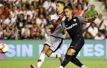 Sevilla vs Rayo: canal que transmitirá el partido