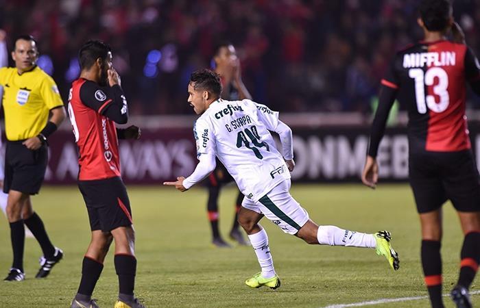 Melgar: Tabla de posiciones del Grupo F de Copa Libertadores