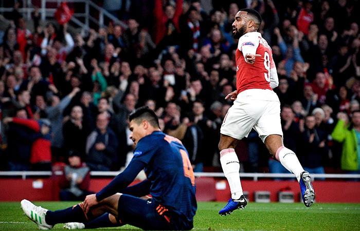 Arsenal vs Valencia EN VIVO ONLINE por semifinales de Europa League