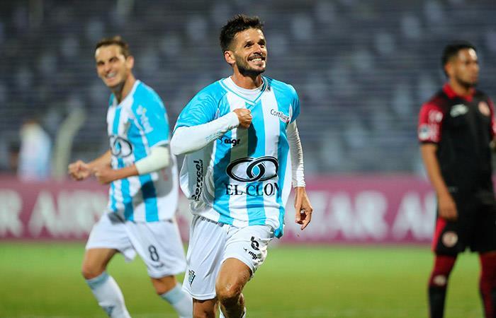 Cerro eliminó a UTC de la Copa Sudamericana (Foto: EFE)