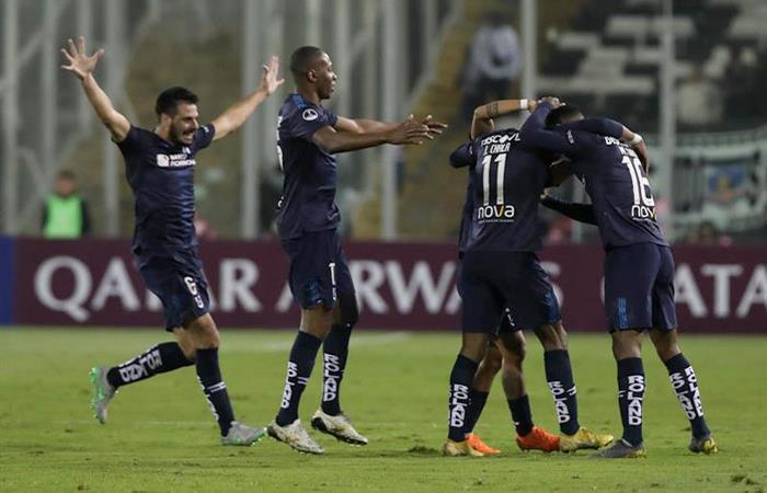 Católica de Ecuador eliminó a Colo Colo en Sudamericana (Foto: EFE)