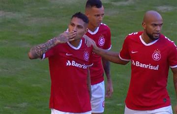 ¡Golazo de Guerrero al Flamengo!