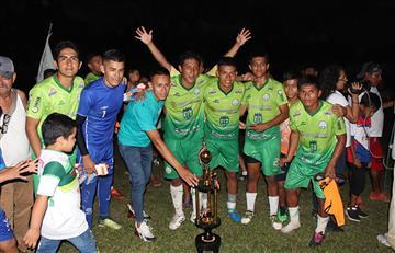 Unión Tarapoto tricampeón distrital