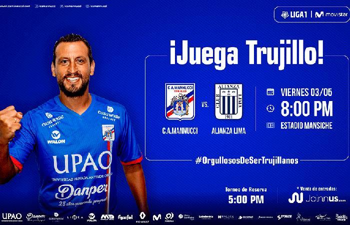 Mannucci vs Alianza Lima: ¿Cómo comprar entradas en Joinnus?
