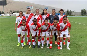 Selección Peruana Femenina venció en amistoso rumbo a Lima 2019