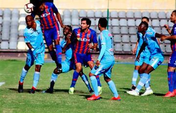 Triunfo de Binacional en Huánuco por Liga 1
