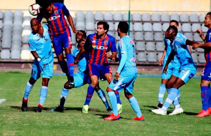 Binacional logró un triunfazo por 2-3 en Huánuco (Foto: Twitter)
