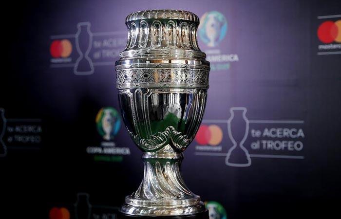 Copa América 2019: trofeo visitará nuestro país  (Foto: EFE)