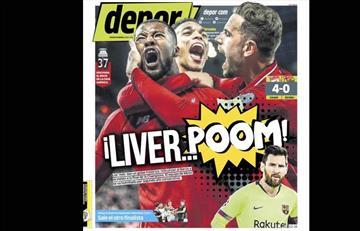 Portadas de los periódicos deportivos locales de este miércoles 08 de mayo