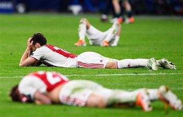 Las frustrantes declaraciones de los jugadores del Ajax