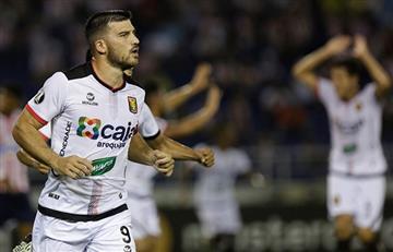 El gol de Cuesta que clasificó a Melgar a la Sudamericana