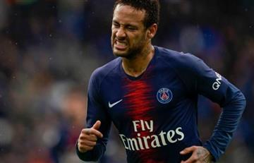 Neymar presenta recurso para reducir sanción