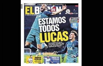 Portadas de los periódicos deportivos locales de este jueves 09 de mayo