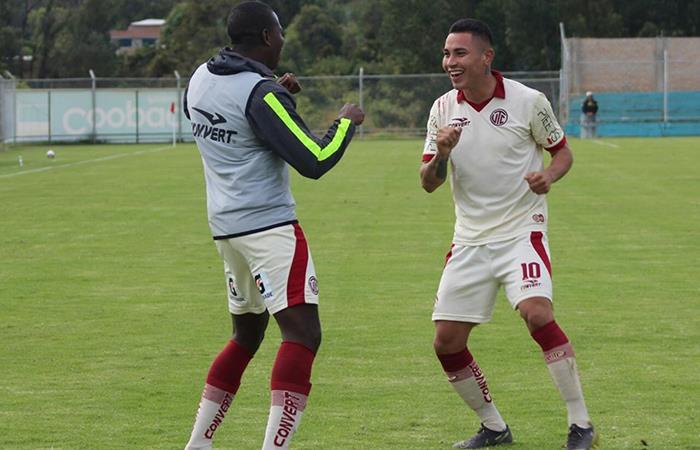 Jean Deza marcó el segundo del partido (Foto: Facebook UTC oficial)