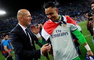 Navas no será jugador del Real Madrid la siguiente temporada