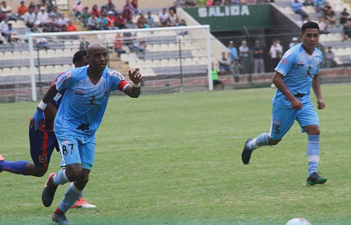 Deportivo Binacional. Foto: Facebook