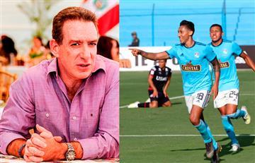 Fleischman y su crítica a Cristal por jugadores prestados a San Martín