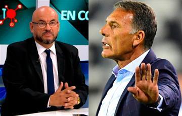 """Arévalo sobre Russo: """"Alianza concentraba en Chincha y Russo en hotel cinco estrellas"""""""
