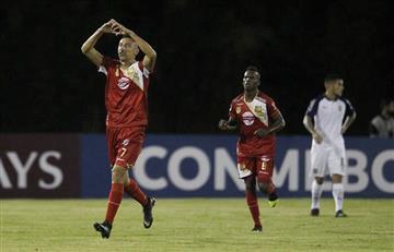 Independiente perdió ante Rionegro pero anotó dos goles por Sudamericana