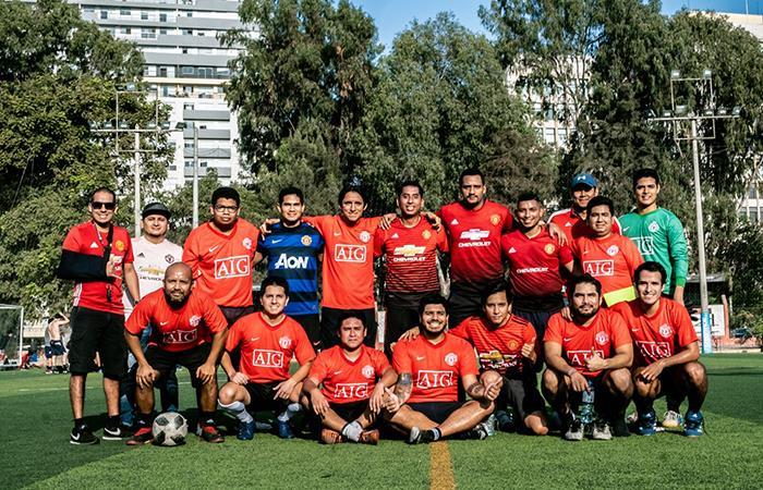 Manchester United Perú (Foto: Grupo oficial de Facebook)